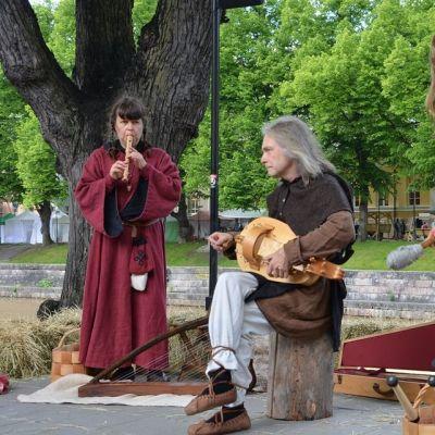 Keskiaikaiset markkinat