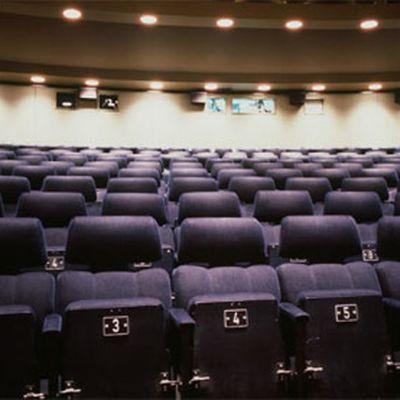 Tyhjä elokuvateatteri