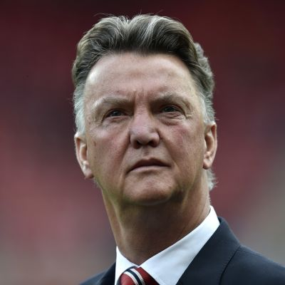 Manchester Untedin manageri Louis van Gaal