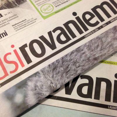 Uusi Rovaniemi kaupunkilehti