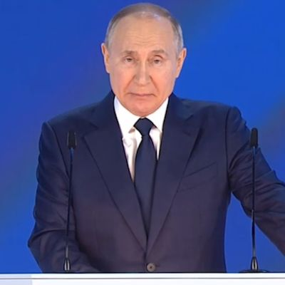 Putin varoitti ulkomaita siltojen polttamisesta ja kehotti kansalaisia ottamaan rokotteen