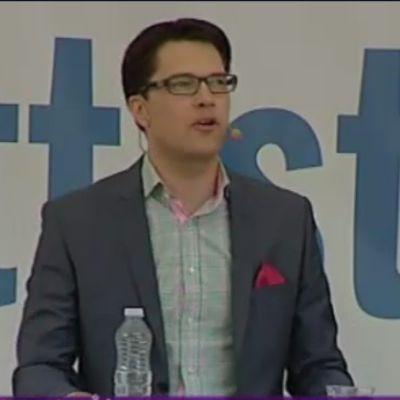 Åkesson talar i Almedalen 10.7.2011