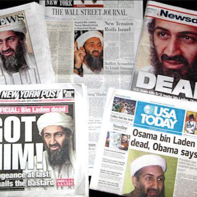 Osama bin Ladenin kuolemasta on 10 vuotta