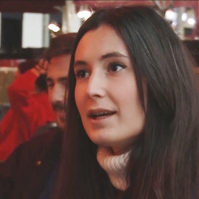 Pariisilainen opiskelija pakeni koronan kurjuutta Espanjaan