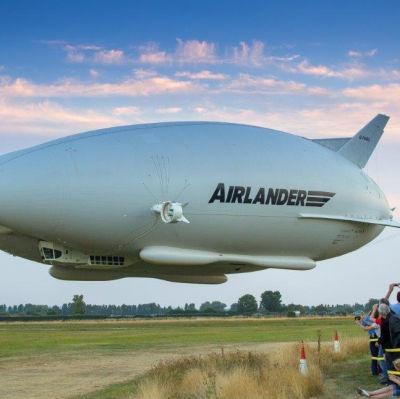 Luftfarkosten Airlander 10.