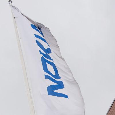 Nokias huvudkontor i Esbo i april 2015.