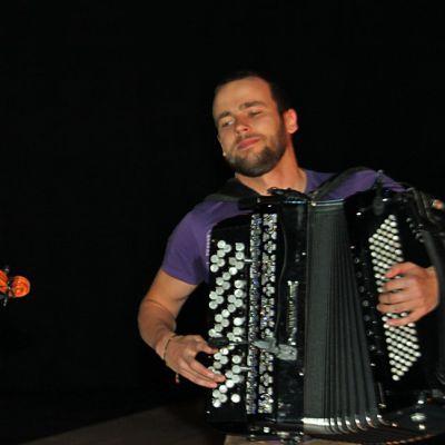 Valtteri Valo (vas.) ja Henri Haakana