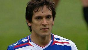 Roque Santa Cruz, fotbollsspelare