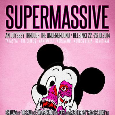 Supermassive Festival 2014
