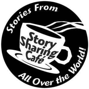 Story Sharing Cafés logo.