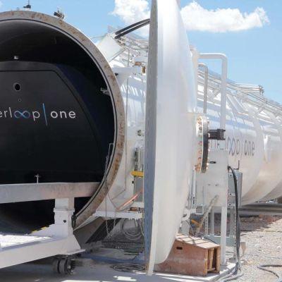 Hyperloop One har slutfört testandet av prototyper.
