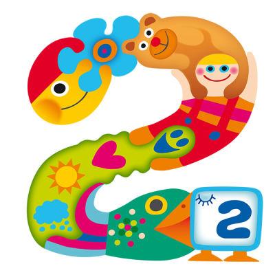 Pikku Kakkosen logo.