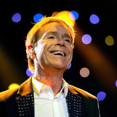Brittilaulaja Cliff Richard esiintyi Amsterdamissa toukokuussa 2014.