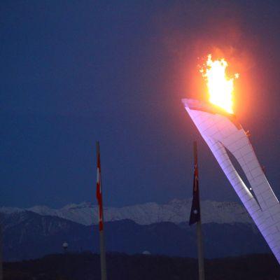 Olympiatuli