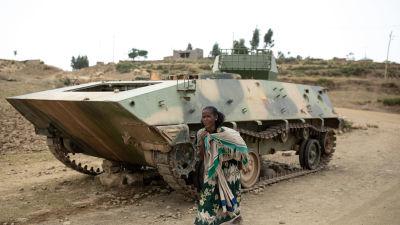 Aktiiviset taistelut jatkuvat Tigrayssa edelleen päivittäin.
