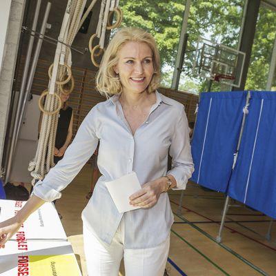 Tanskan pääministeri Helle Thorning-Schmidt.