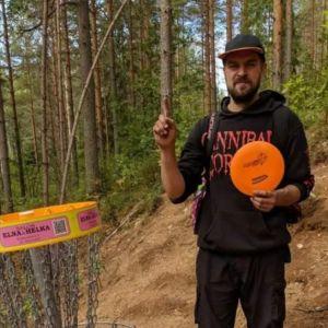 Jari Koskinen Hole-In-One, Joutsenossa, 58 metriä