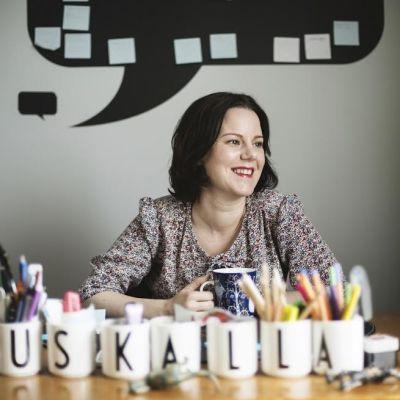 Lastenpsykiatri Janna Rantalan kolumni