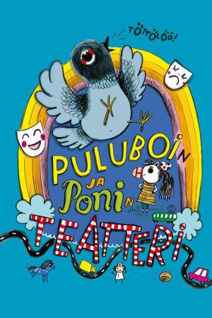 Kansallisteatterin Puluboin ja Ponin teatteri perustuu Veera Salmen kirjoihin.