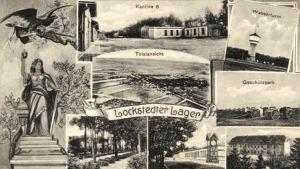Gammalt vykort från Lockstedter Lager