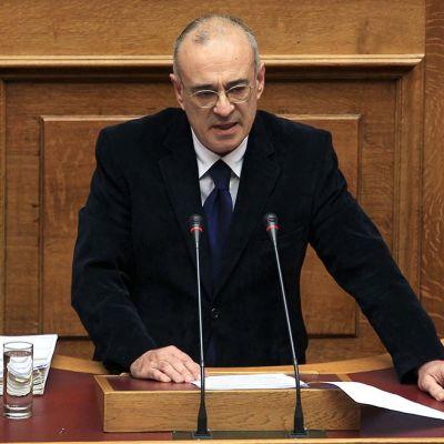 Kreikan apulaisvaltiovarainministeri Dimitris Mardas.