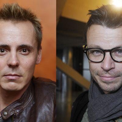 Jasper Pääkkönen ja Peter Franzén