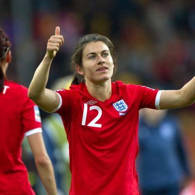 Englannin naiset kuvassa