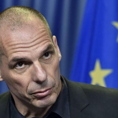 Greklands finansminister Yanis Varoufakis.