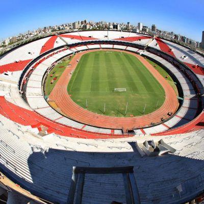 River Platen kotistadion Monumental