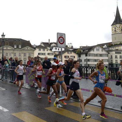 Naisten maraton