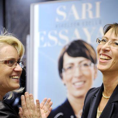 Päivi Räsänen ja Sari Essayah.