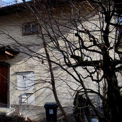 Cornelius Gurlittin talo Itävallan Aigenissa.