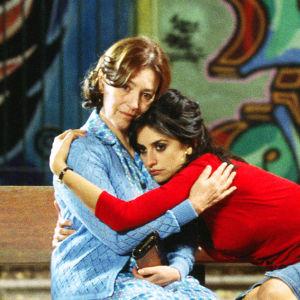 Carmen Maura ja Penélope Cruz Pedro Almodóvarin elokuvassa Volver – Paluu