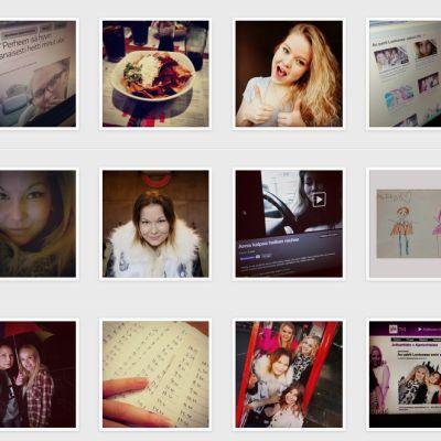 Au pairit Instagramissa