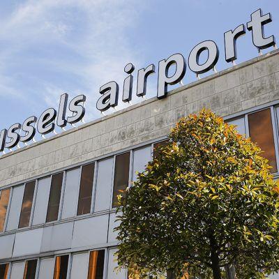 Brysselin lentokenttä.