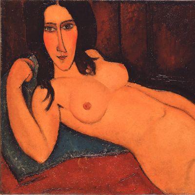 alaston makaava nainen