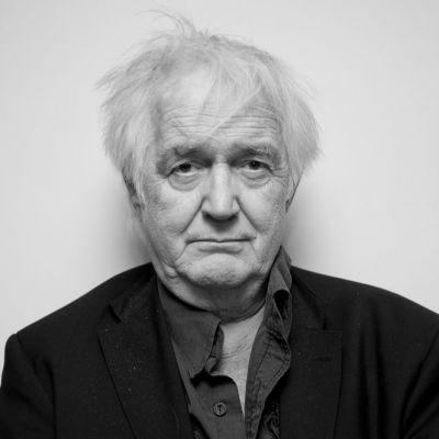 Kirjailija Henning Mankell. Kuva on otettu marraskuussa 2013.