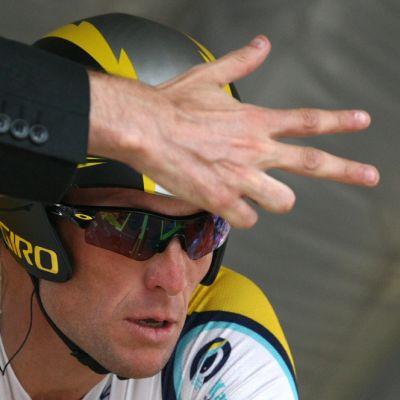 Lance Armstrong. (Arkistokuva)