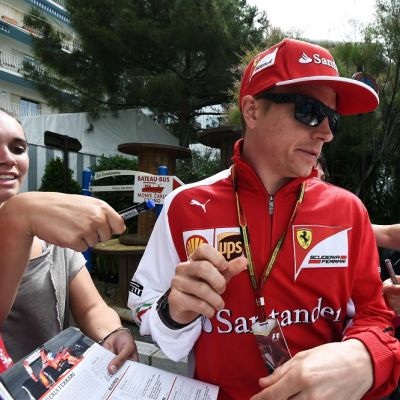 Ferrari Kimi Räikkönen Monaco