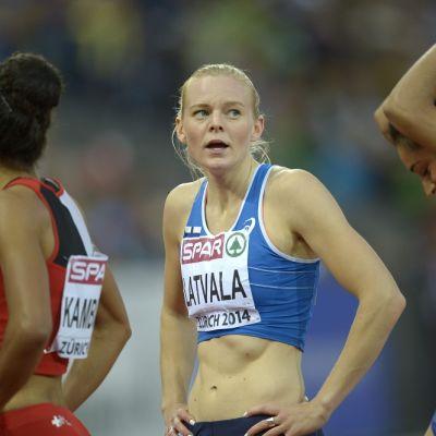 Hanna-Maari Latvala kuvassa