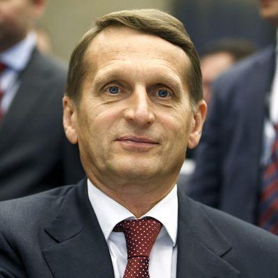 Sergei Naryškin