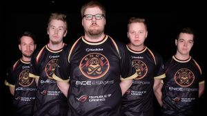 ENCE eSports -joukkue DreamHack Tours -tapahtumassa