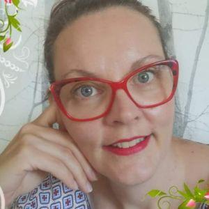 Lähihoitaja Anne Kisonen
