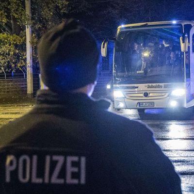 Poliisi kuvassa Saksassa