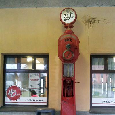 Vanha bensamittari