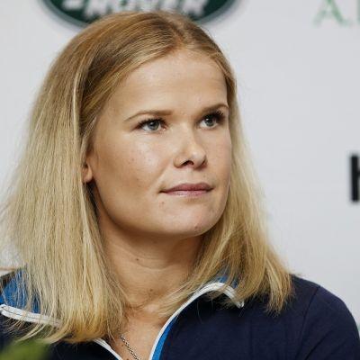 Emma Tallberg kuvassa