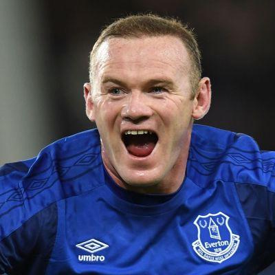 Wayne Rooney kuvassa