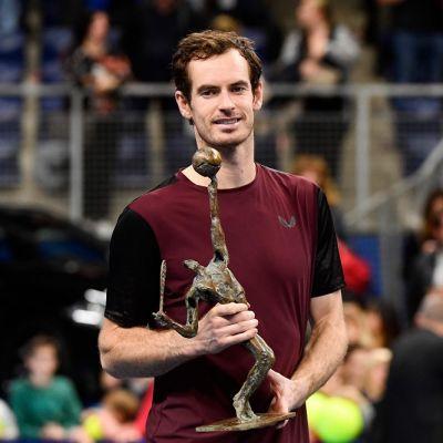 Andy Murray kuvassa
