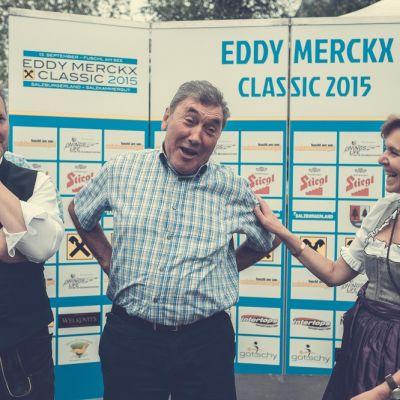 Eddy Merckx kuvassa