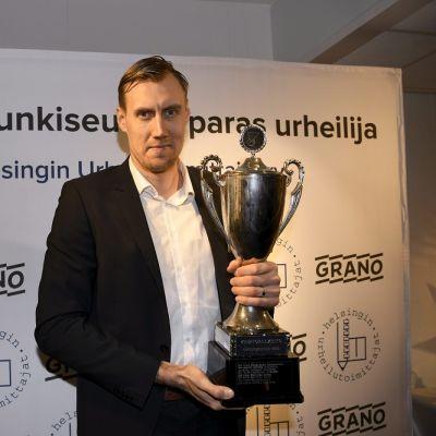 Marko Anttila kuvassa